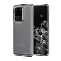 Ốp lưng trong suốt Galaxy S20 Ultra Spigen Crystal Hybrid