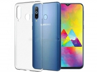 Ốp lưng silicon trong suốt Samsung M20