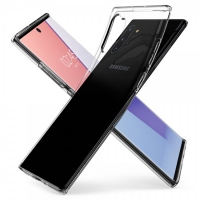 Ốp lưng Galaxy Note 10 Plus Spigen Liquid Crystal