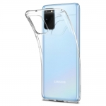 Ốp lưng dẻo Galaxy S20 Plus Spigen Liquid Crystal