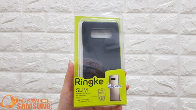 op lung galaxy note 8 ringke slim gia re 5
