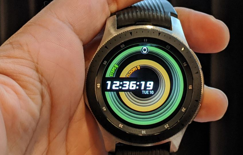samsung galaxy watch 4g va samsung watch active 2 ra mat 1