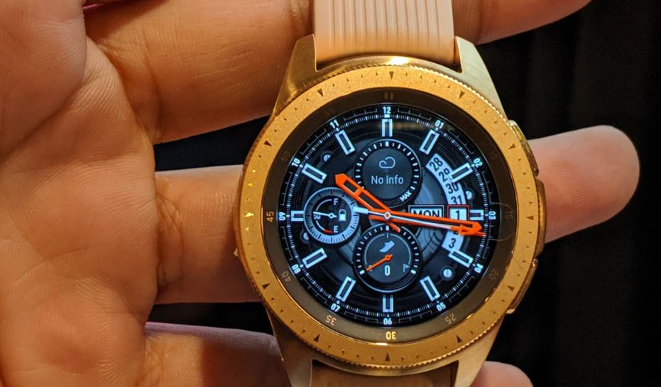 samsung galaxy watch 4g va samsung watch active 2 ra mat