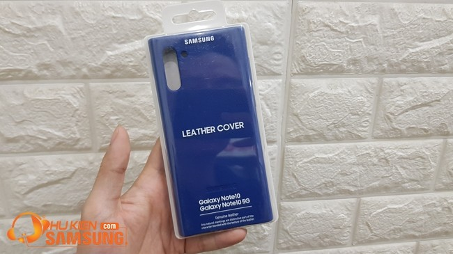 op lung galaxy note 10 leather cover gia re 3