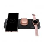Đế sạc nhanh Samsung EP P6300 Wireless Charger Trio chính hãng