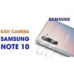 Kính cường lực camera sau Galaxy Note 10