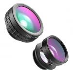 Ống kính chụp ảnh Aukey PL-A1 3 trong 1