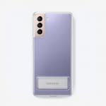 Ốp lưng Clear Standing Samsung S21 Plus trong suốt kèm thanh chống tiện dụng