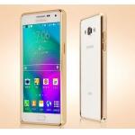 Ốp lưng Galaxy A5 2015 viền vàng đẹp