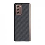 Ốp lưng Galaxy Z Fold 2 vân carbon