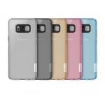Ốp lưng Silicone Galaxy S8 Nilkin