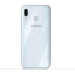 Ốp lưng silicon trong suốt Galaxy A30 hiệu Aolibao