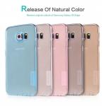 Ốp lưng Silicon Samsung Galaxy S6 Edge hiệu Nillkin