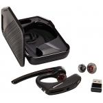 Bộ combo tai nghe bluetooth và đế sạc Plantronics Voyager 5200